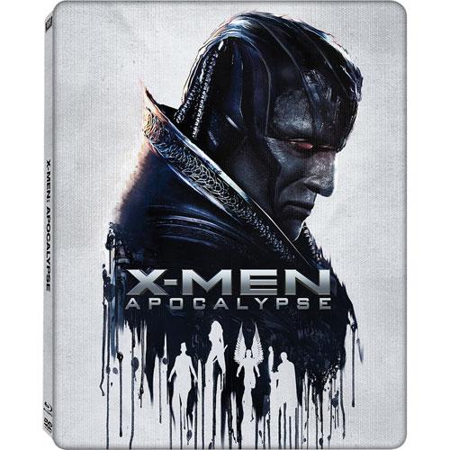 X-Men: Apocalypse (SteelBook) (Only at Best Buy) (Blu-ray Combo) (2016)