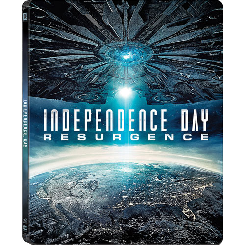 Independence Day: Resurgence (coffret SteelBook) (Seulement à Best Buy) (combo Blu-ray) (2016)