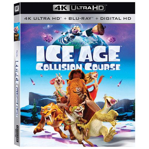 Ice Age: Collision Course (Ultra HD 4K) (combo Blu-ray) (2016)