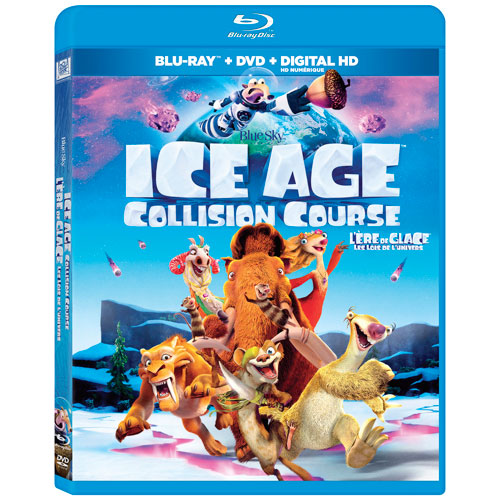 Ice Age: Collision Course (combo Blu-ray) (2016)