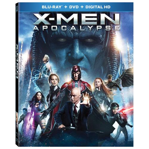 X-Men: Apocalypse (combo Blu-ray) (2016)