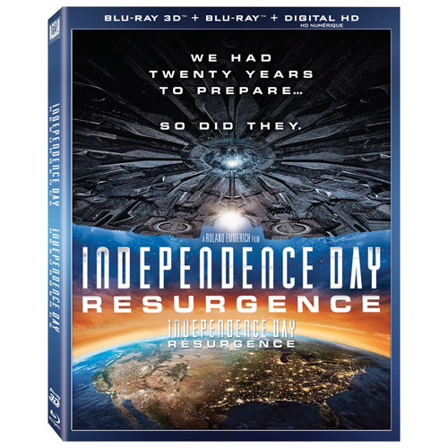 Independence Day: Resurgence (combo Blu-ray 3D) (2016)