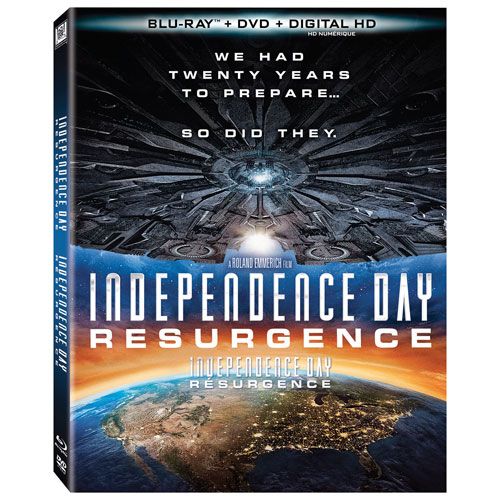 Independence Day: Resurgence (Blu-ray Combo) (2016)