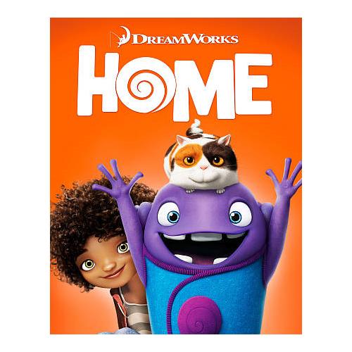 Home (avec Movie Money) (combo Blu-ray) (2015)