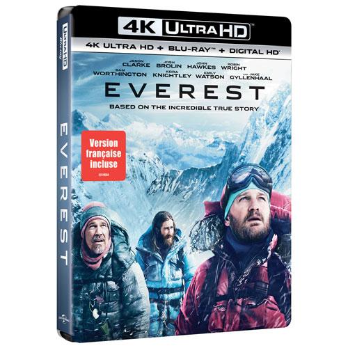 Everest (Ultra HD 4K) (combo Blu-ray)