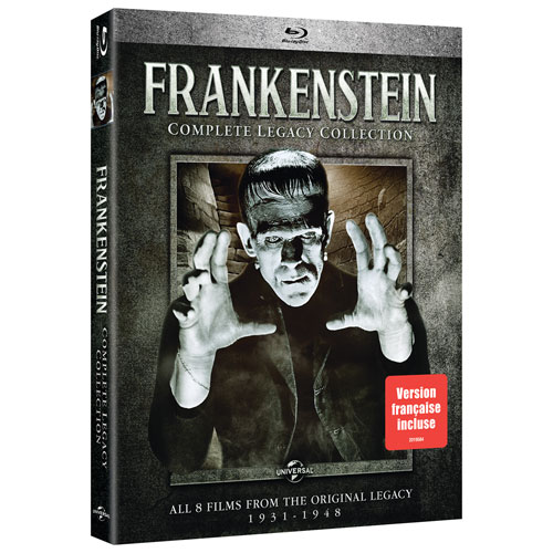 Frankenstein Complete Legacy Collection (Blu-ray)