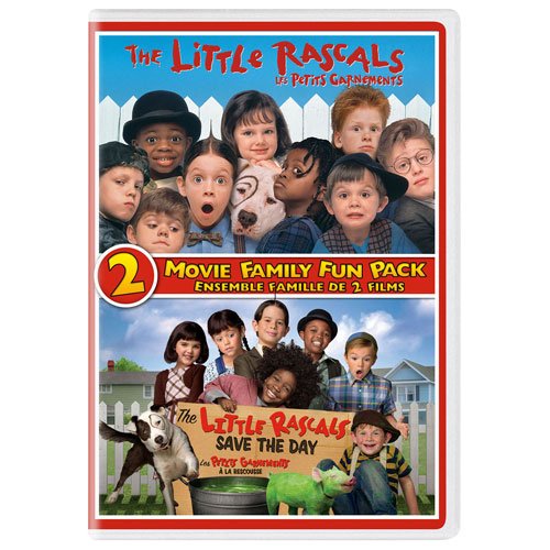 Little Rascals & Little Rascals Save the Day