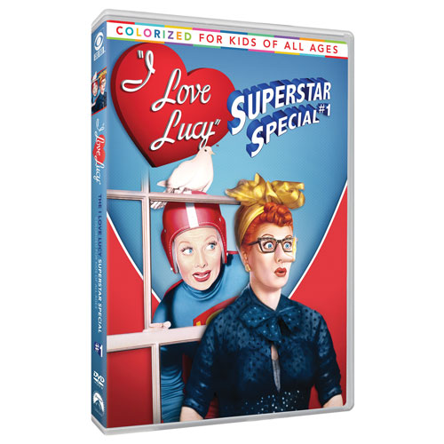 I Love Lucy: Superstar Special 1