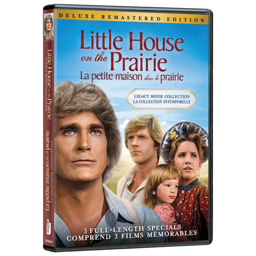 Little House on the Prairie: Legacy Collection
