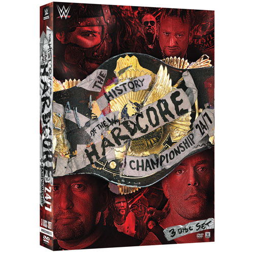 WWE 2016: History of the WWE Hardcore