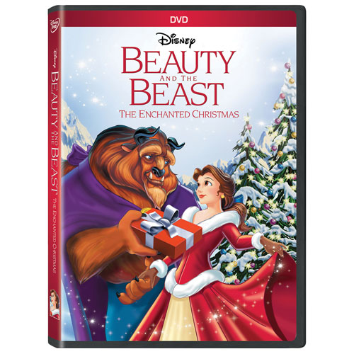 Beauty and the Beast: Enchanted Christmas (English)