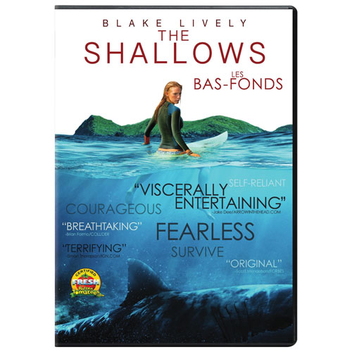 The Shallows (Bilingual) (2016)
