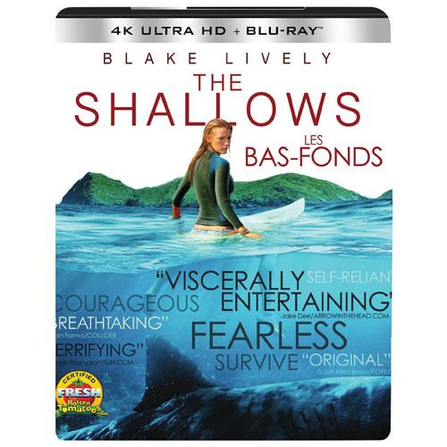 The Shallows (4K Ultra HD) (Blu-ray Combo) (2016)