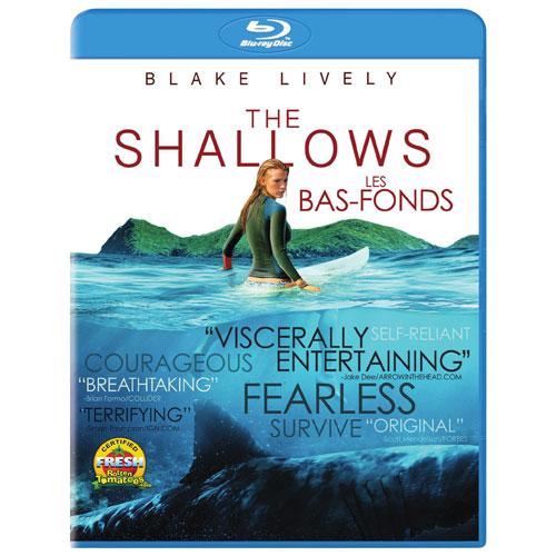 The Shallows (bilingue) (Blu-ray) (2016)