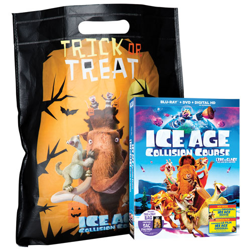 Ice Age: Collision Course (With Bag) (Blu-ray Combo) (2016)