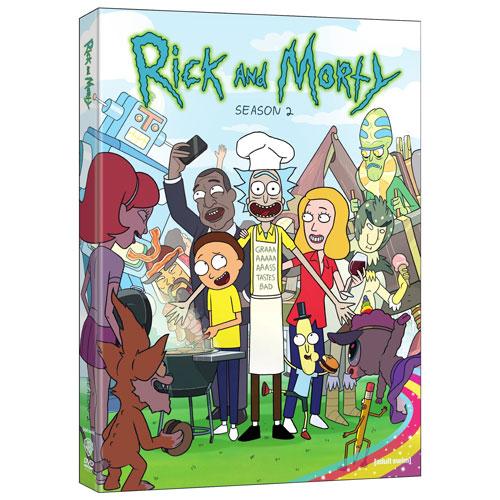 Rick and Morty: saison 2