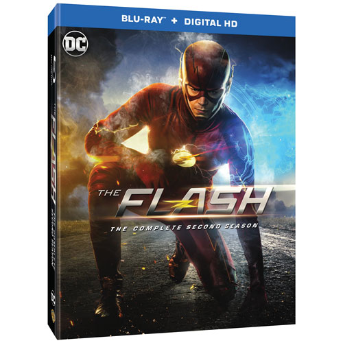 The Flash: The Complete Second Season (Blu-ray)