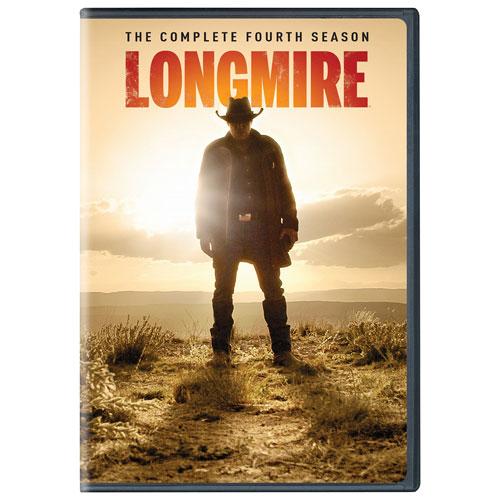 Longmire: l'intégrale de la quatrième saison