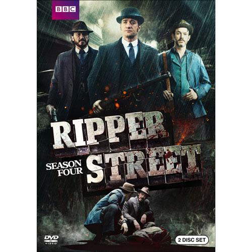 Ripper Street: saison 4