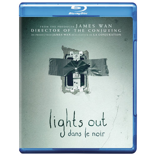 Lights Out (Blu-ray Combo) (2016)
