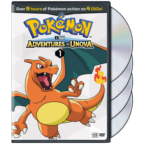 Pokémon: BW Adventures in Unova Set 1