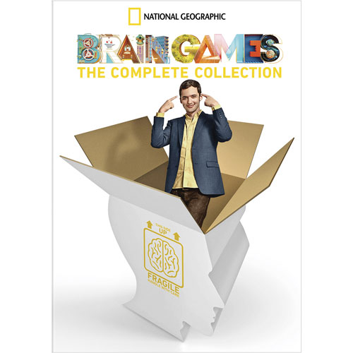 Brain Games 1 to 7 (Complete Series)