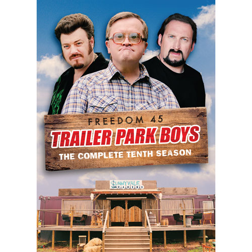 Trailer Park Boys: l'intégrale de la dixième saison