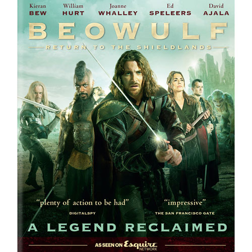 Beowulf: Return to the Shieldlands (Blu-ray)