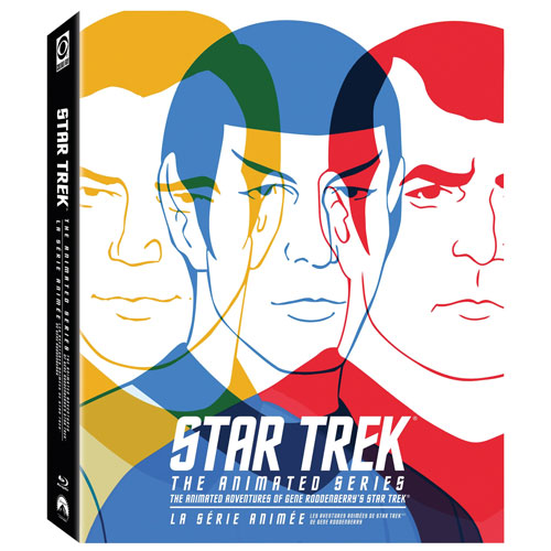 Star Trek Animated Adventures (Blu-ray)