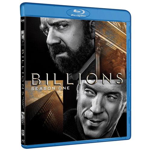 Billions: la première saison (Blu-ray)