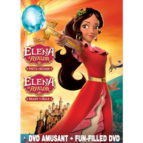 Elena of Avalor: Ready to Rule (bilingue)