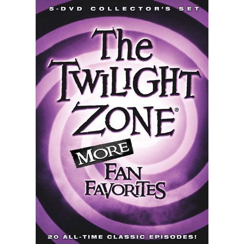 Twilight Zone: More Fan Favorites