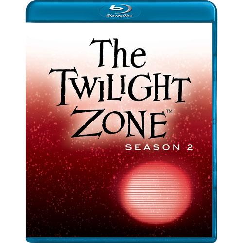 The Twilight Zone: Season Two (Blu-ray)