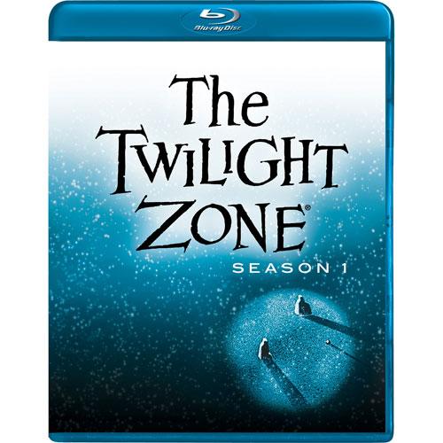 The Twilight Zone: Season One (Blu-ray)