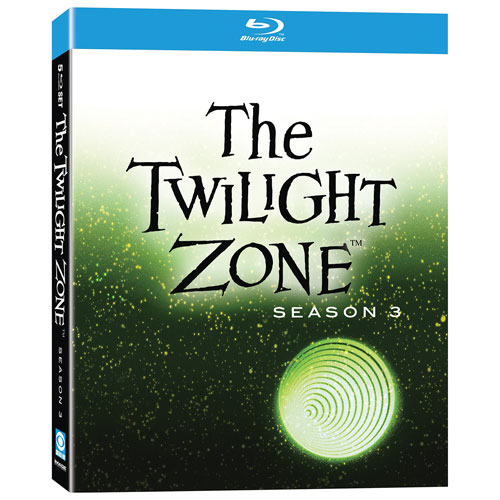 The Twilight Zone: Season Three (Blu-ray)