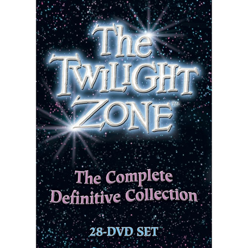 Twilight Zone: The Complete Definitive Collection