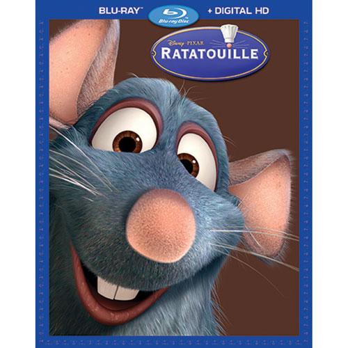 Ratatouille (anglais) (Blu-ray)