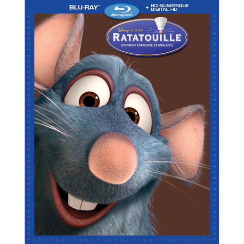 Ratatouille (Bilingual) (Blu-ray)