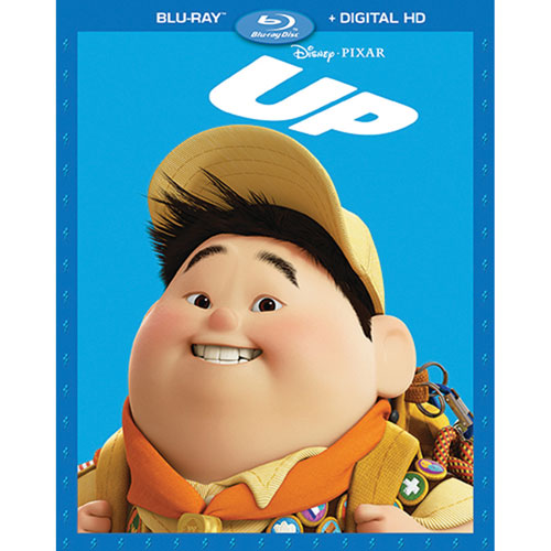 Up (anglais) (Blu-ray)