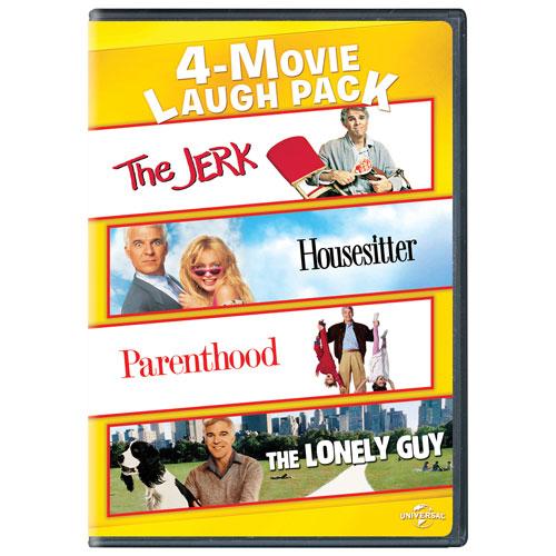 4-Movie Laugh Pack: Housesitter/ Parenthood