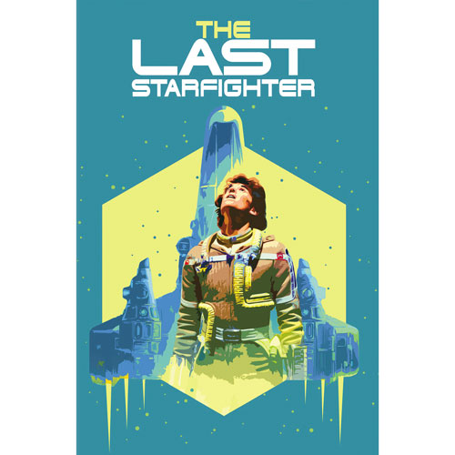 Last Starfighter (Pop Art)