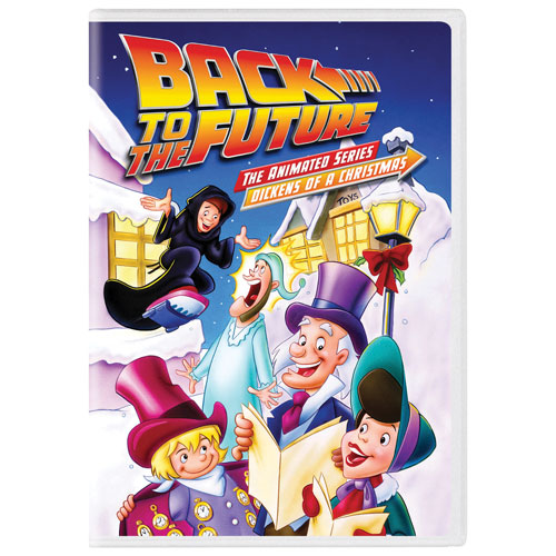 Back to the Future - The Animated Series: Dickens of a Christmas