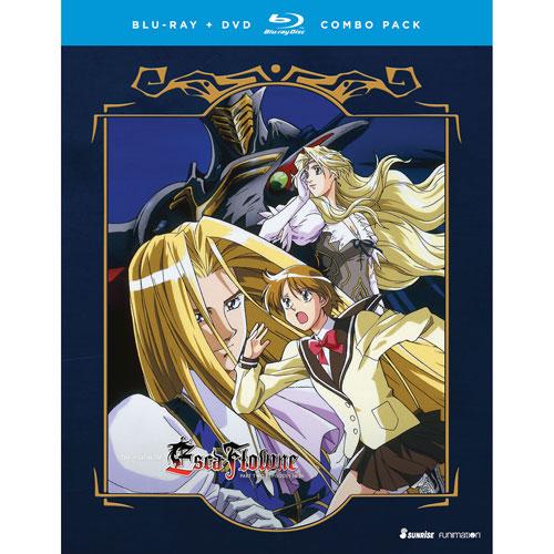 Vision of Escaflowne: Part 2 (Blu-ray Combo)