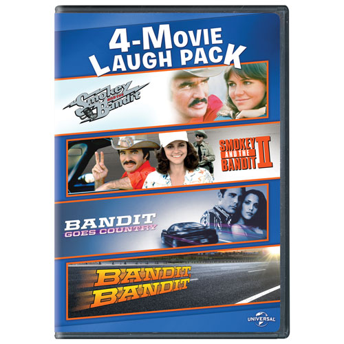 4Movie Laugh Pack Smokey Bandit Smokey B