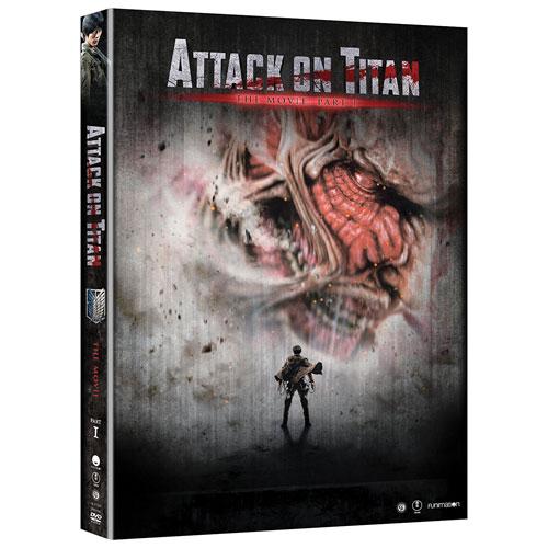 Attack on Titan Part 1