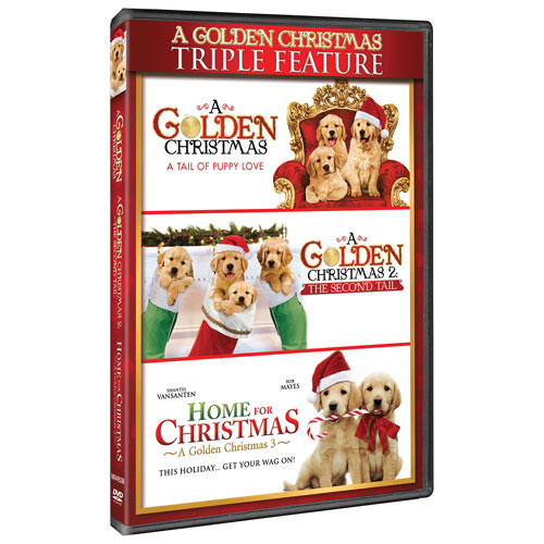 Golden Christmas Triple Feature