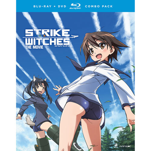 Strike Witches Movie (Blu-ray Combo)