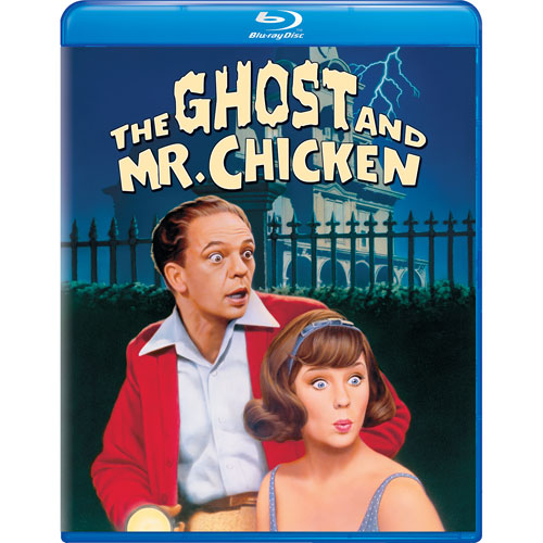 Ghost and Mr Chicken (Blu-ray)