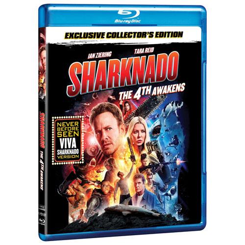 Sharknado 4th Awakens (Blu-ray)