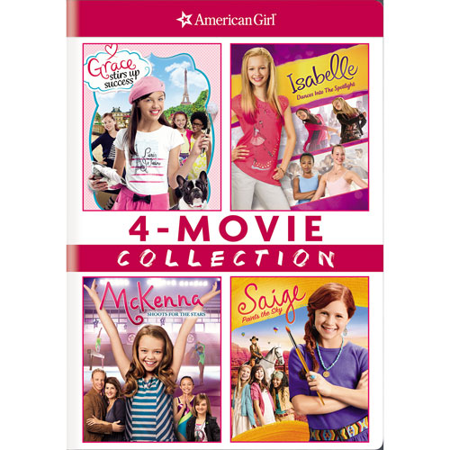 American Girl 4 Movie Collection
